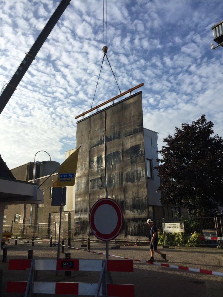 Plan Mooi Markelo Sloop Centrumplan Coberco zuivelfabriek 004