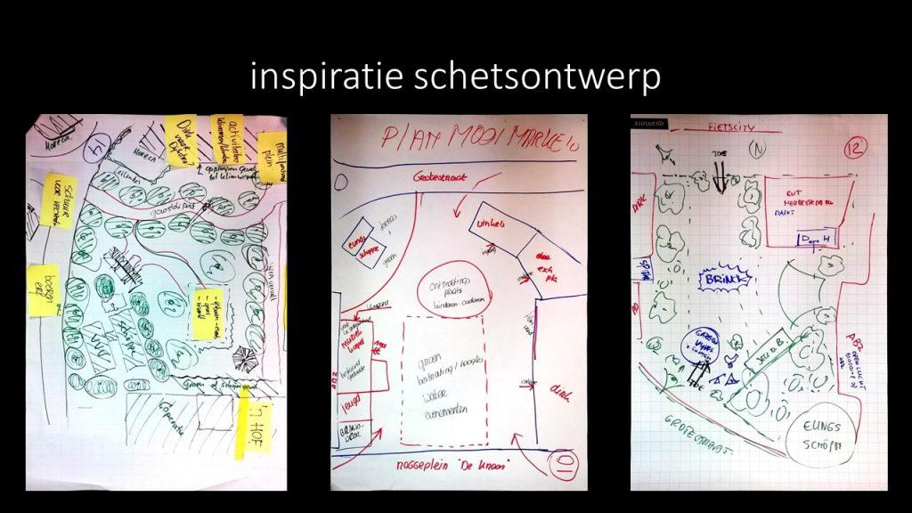 Plan Mooi Markelo - inspiratie ontwerpen
